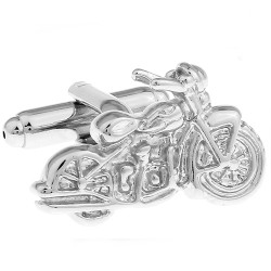 Motorbike Cufflinks (Classic)