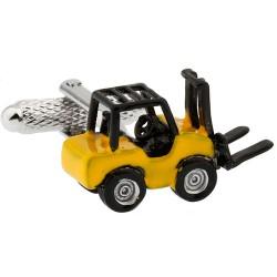 Forklift Truck Cufflinks