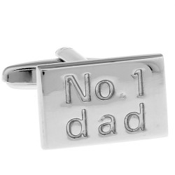 No 1. Dad Cufflinks