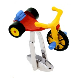 Toy Tricycle Cufflinks