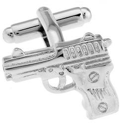 Handgun Cufflinks