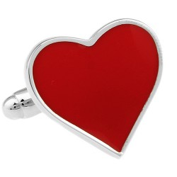 Heart Cufflinks