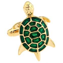 Turtle Cufflinks