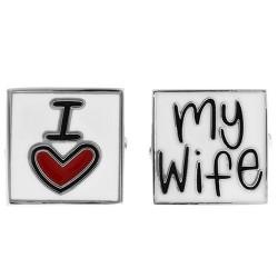 Wife Cufflinks