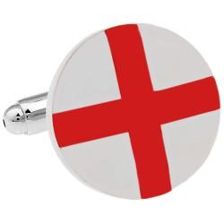 England Flag Cufflinks