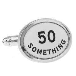 50th Birthday Cufflinks