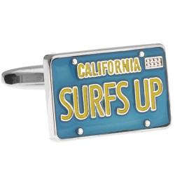 Surf Cufflinks
