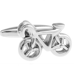 Bike Cufflinks (Drop Handle)