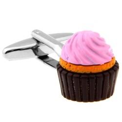 Cupcake Cufflinks